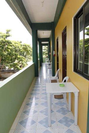 Villa Almedilla: Hallway