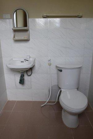 Villa Almedilla: Standard Bathroom