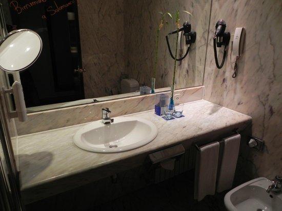 Exe Salamanca: lavabo