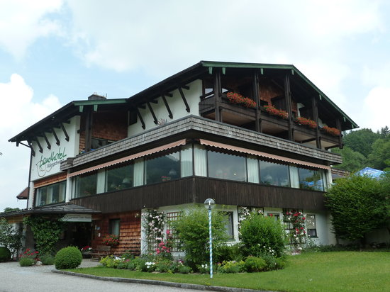 Landhotel Maiergschwendt: hotel