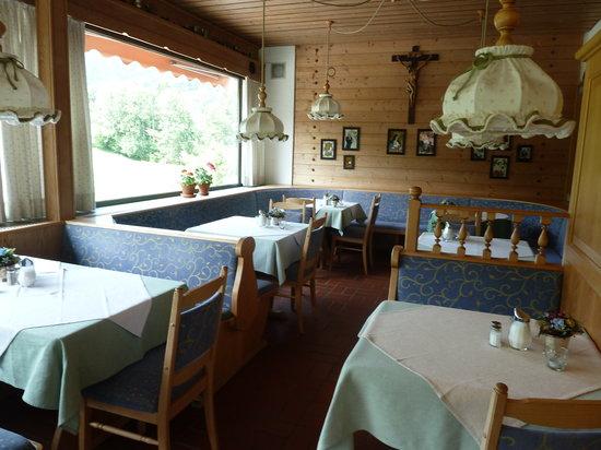 Landhotel Maiergschwendt: dinning room
