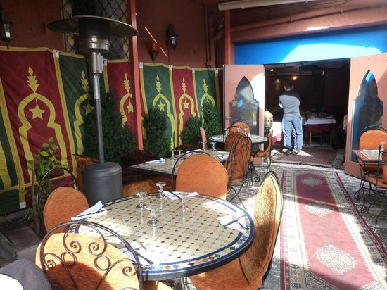 Brick L 39 Oeuf Picture Of La Table Marocaine Istres Tripadvisor