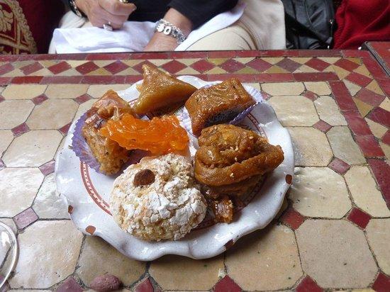 P Tisserie Foto Van La Table Marocaine Istres Tripadvisor