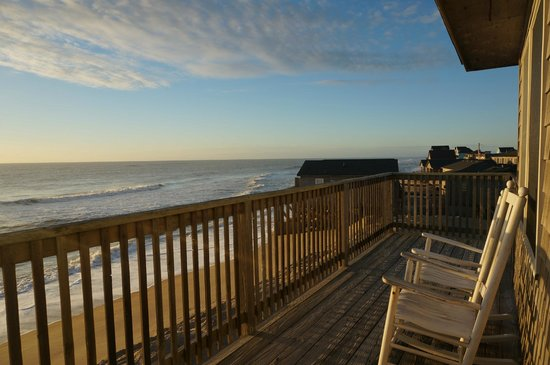 Cape Hatteras Motel: Stunning location