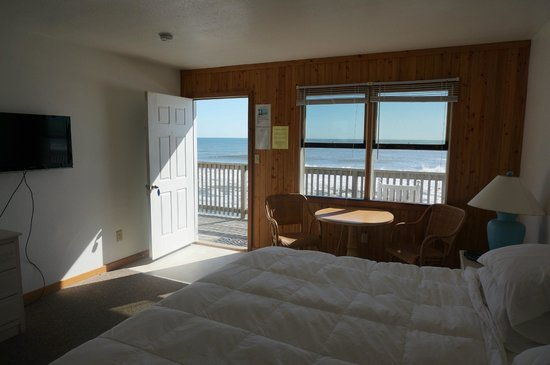 Cape Hatteras Motel: Our Room, perfect!