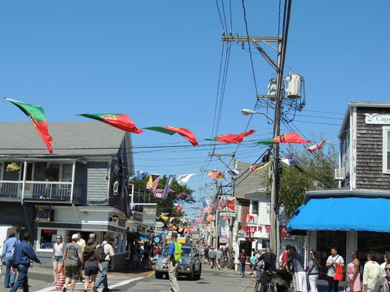 Commercial Street: Provincetown, MA