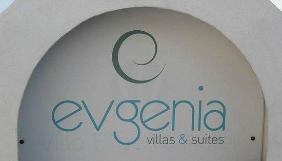 Evgenia Villas & Suites: Logo of the Hotel