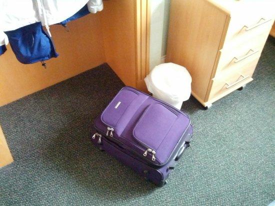 Winrose Hotel: camera pulita e vivibile