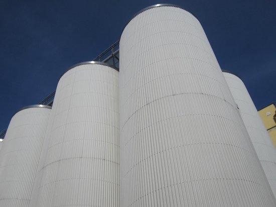 Budweiser Brewery (Budejovicky Budvar): Brewery installations