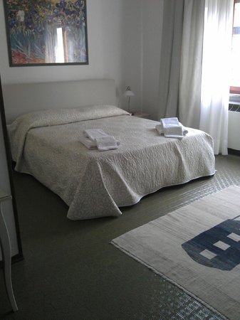 Bed and Breakfast Agli Aceri: The bed (most comfortable in Italy)!