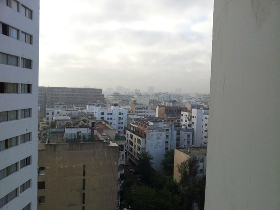 Idou Anfa Hotel : view from room