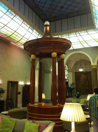 Grand Hotel de la Minerve: Hall