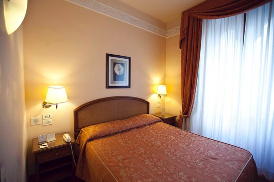 Pierre Hotel Florence: номер
