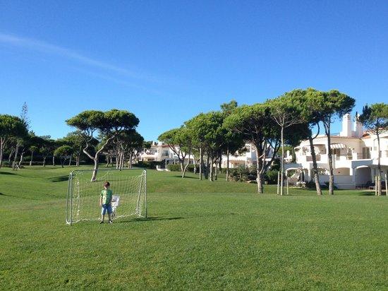 Dunas Douradas Beach Club: Football nets