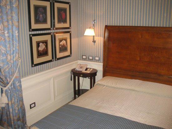 Hotel Stendhal: Habitación perfecta y exquisita