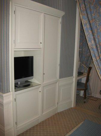 Hotel Stendhal : Habitación