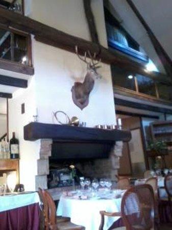 Silence Le Relais des Etangs de Guibert : Dining room