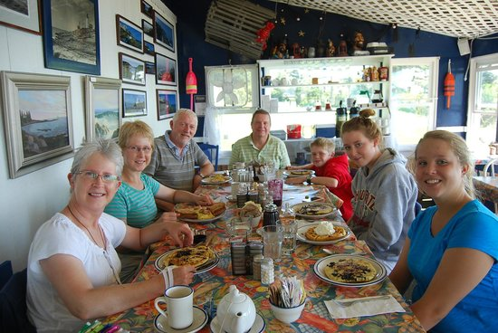 Sea Gull Restaurant: An All American Anniversary Breakfast!