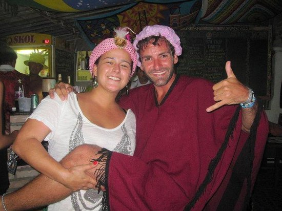 The Backpackers Share House Floripa : Get ridiculous party