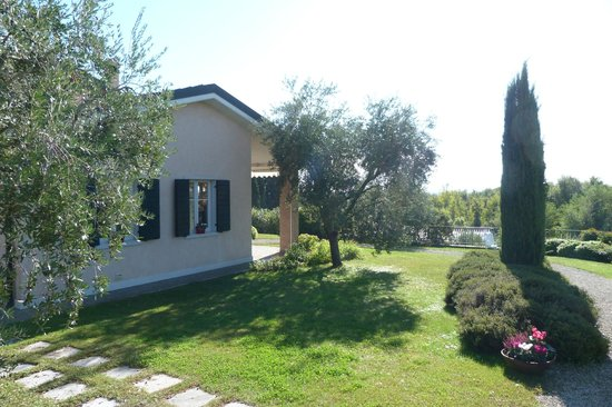Villa Archi: Fantastic Views