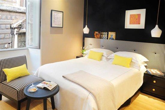 Nerva Boutique Hotel : Deluxe Double Room