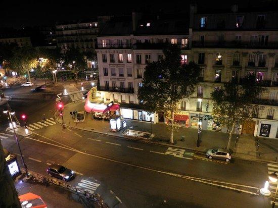 Mercure Paris Bastille Marais: desde la ventana