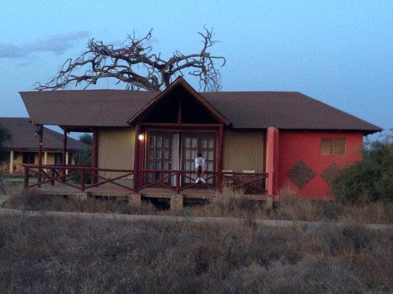 Kilima Safari Camp: Individual u it