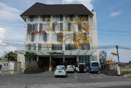 Atanaya Hotel : Hotel The Atanaya