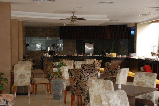 Atanaya Hotel : Restaurant van het hotel