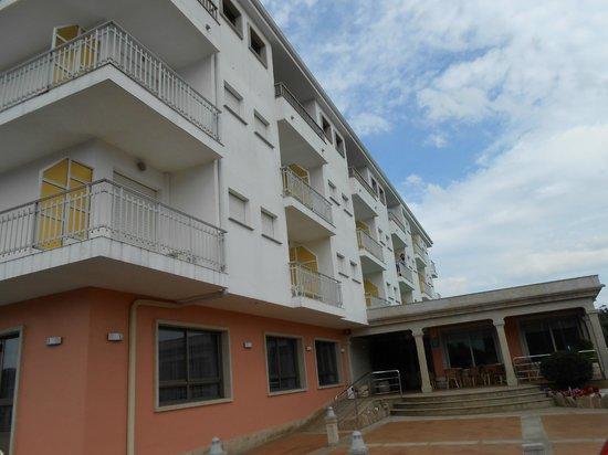 Turimar Hotel: Fachada Hotel