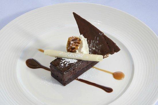 Yalbury Cottage: Dark Chocolate Bar