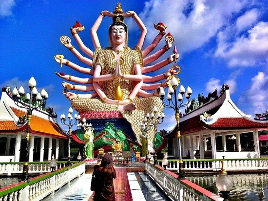Ват Плай Лаем: เจ้าแม่กวนอิม วัดปลายแหลม