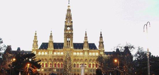 Rathausplatz: На рождество