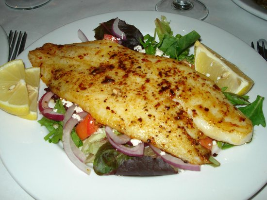 Athens On 86th: grouper