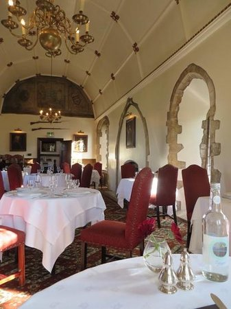 Amberley Castle: Dining Room