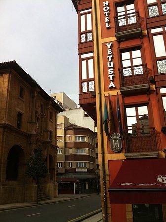 Hotel Vetusta: Hotel