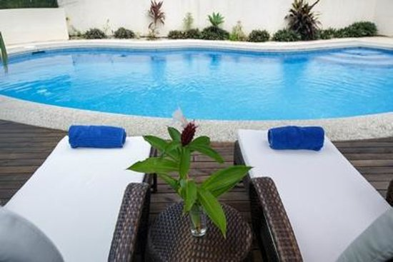 Hotel Oasis: pool