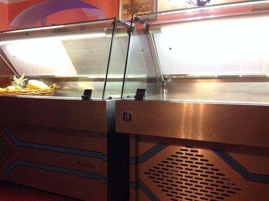 Ristorante Pizzeria Vecchia Posta: Vista sala 2