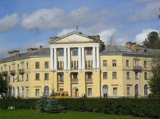 Pikalyovo, Russia: площадь