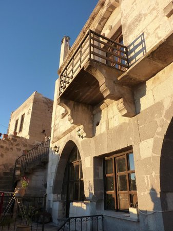 Takaev Cave Hotel & Guest House: l'hotel Takaev