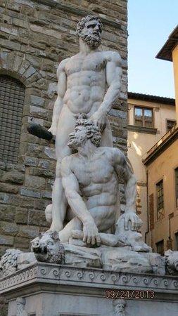 Museo di Palazzo Vecchio: Hercules 3