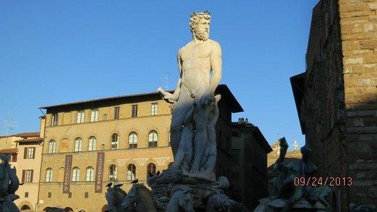 Museo di Palazzo Vecchio: museo al aire libre