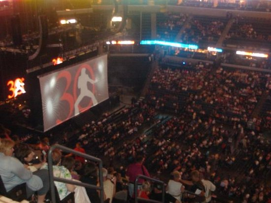 FedExForum: Elvis In concert