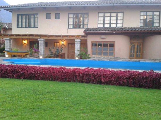 San Agustin Urubamba Hotel: la piscine