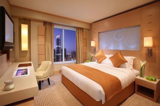 Emirates Grand Hotel: Two Bed Room Suite