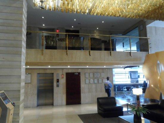Bogota Plaza Summit Hotel: Hall do Hotel