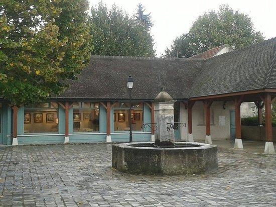 Logis Hostellerie du Prieure : Saint Prix