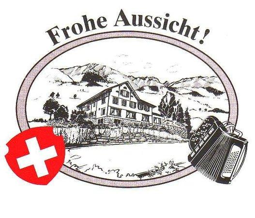 Frohe Aussicht: Logo