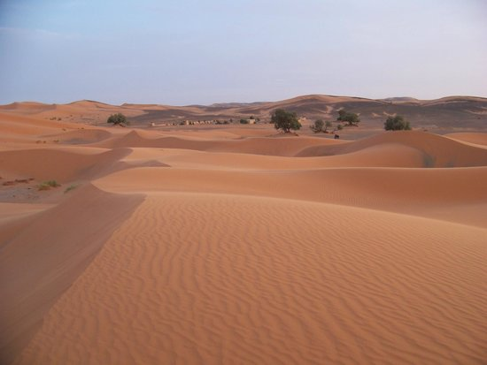 Chez les Habitants : stay in Znigue in the middel of the dunes