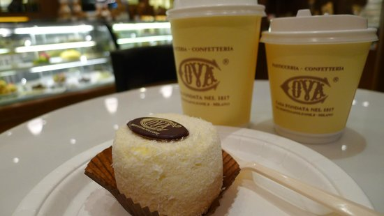 Cova Pasticceria-Confetteria(LiYuan Shopping Mall)